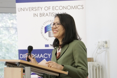 Indonesian Ambassador's Lecture at EUBA