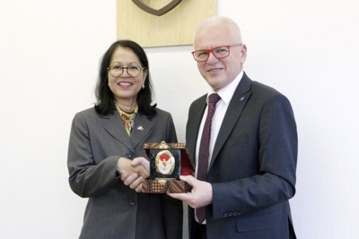 Univerzitné udalosti » Welcoming the of Ambassador of Indonesia