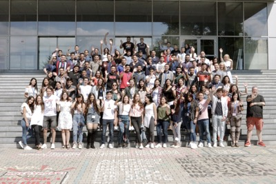 Univerzitné udalosti » 15th Summer School for Students from TEC Monterrey, Mexico