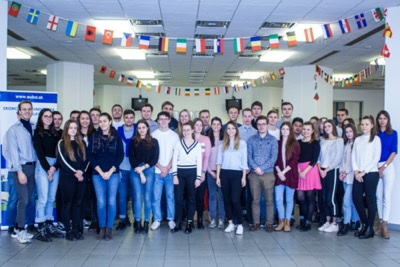Univerzitné udalosti » For the second time, the CEC project brought together students of economic universities in three countries