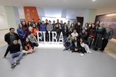 Univerzitné udalosti » 1st Winter School for students from the TEC Monterrey, Mexico