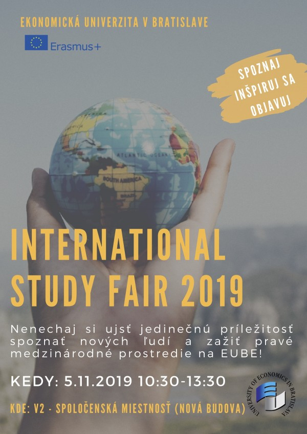 International Study Abroad Fair